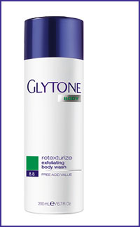 Glytone Exfoliating Body Wash